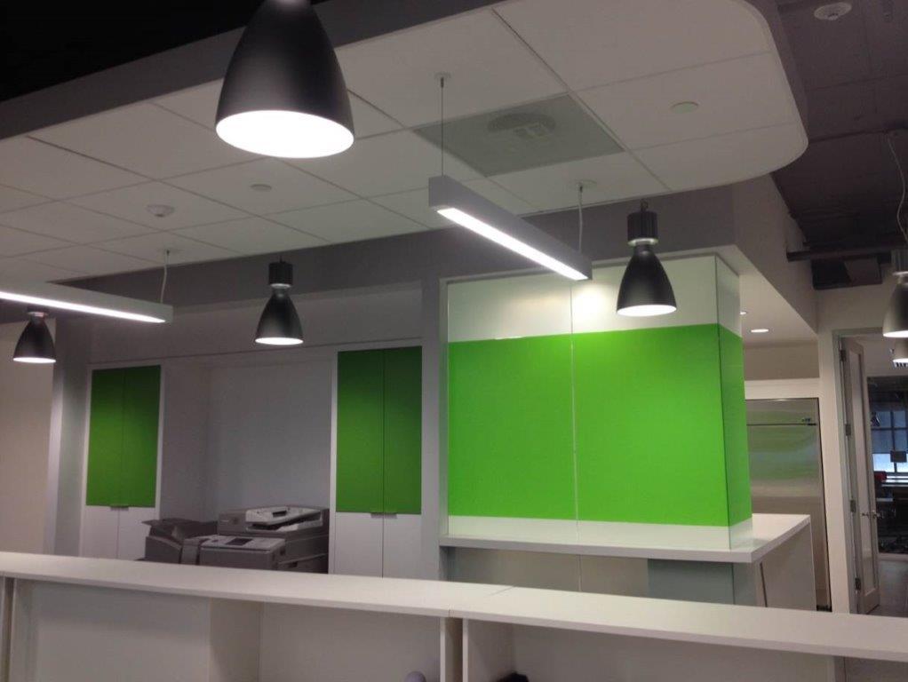 Millicom International Services, LLC HQ Expansion & Relocation