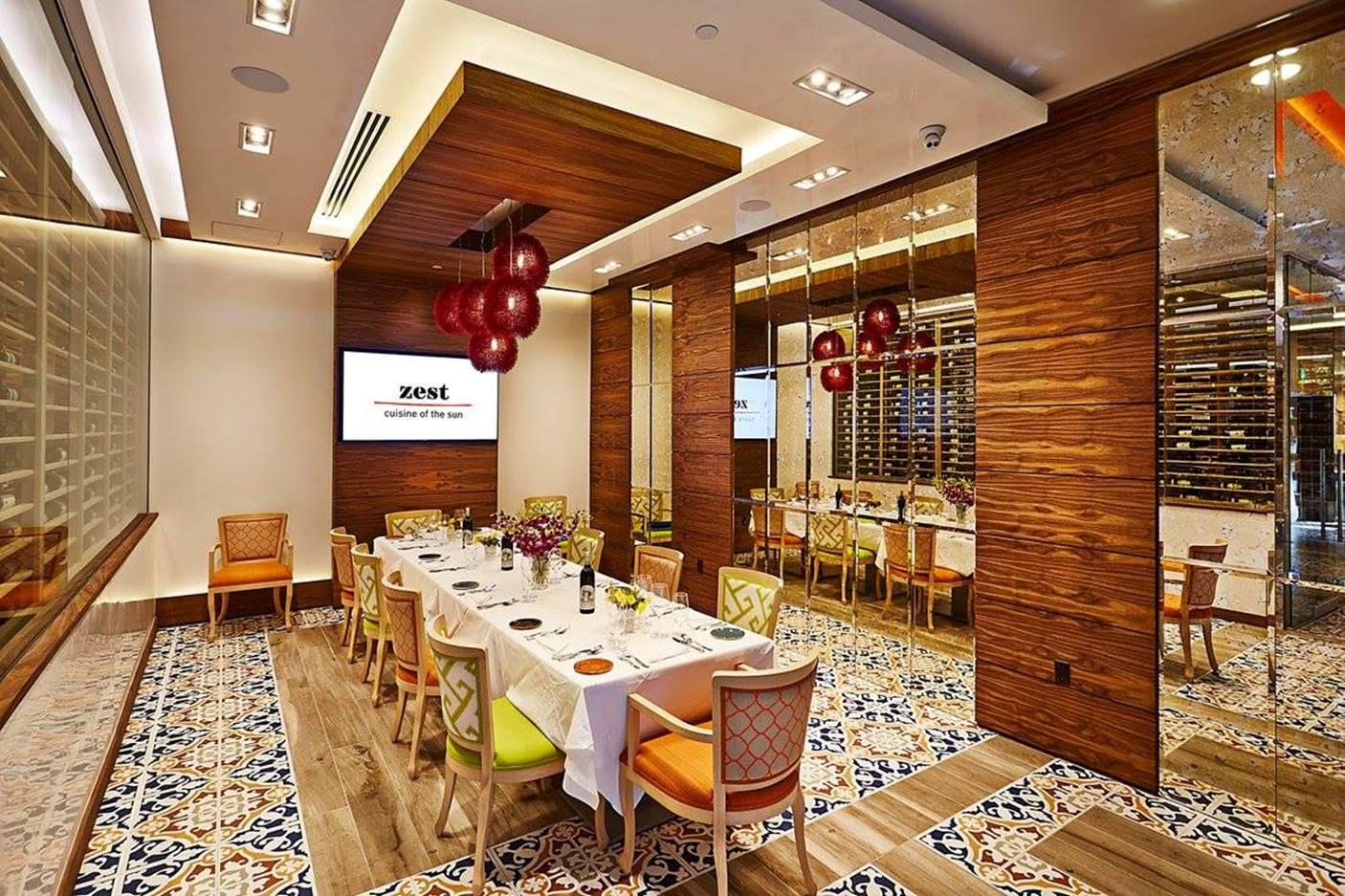 Zest Restaurant & MRKT