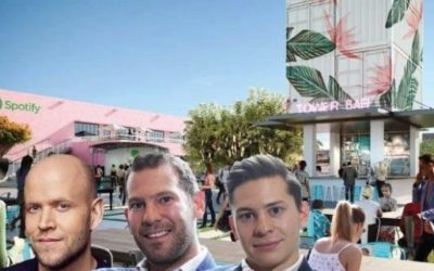 Spotify inks lease for S. Florida headquarters in Miami's Wynwood